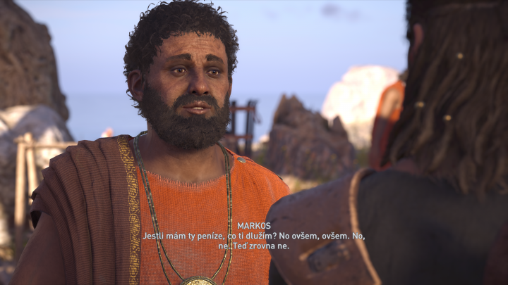 Assassin's Creed Odyssey Markos