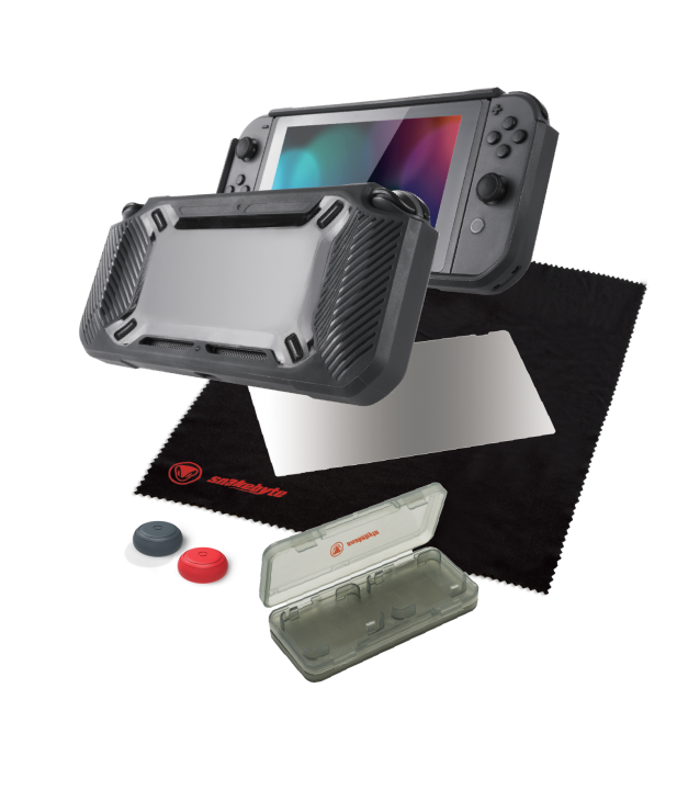 snakebyte Tough:Kit for Nintendo Switch