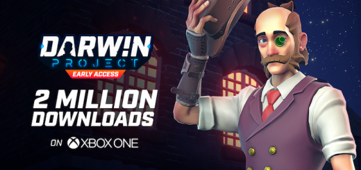 The Darwin Project Xbox One 2M