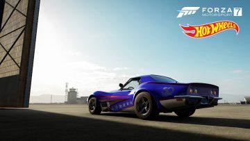 Forza Motorsport 7 Hot Wheels Corvette