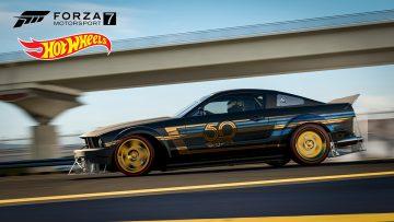 Forza Motorsport 7 Hot Wheels Mustang