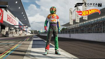 Forza Motorsport 7 Hot Wheels Outfit 2