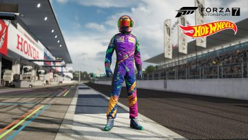 Forza Motorsport 7 Hot Wheels Outfit 3