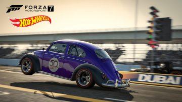 Forza Motorsport 7 Hot Wheels VW Beetle