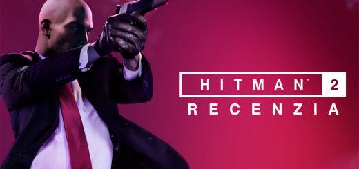 HITMAN 2 Recenzia