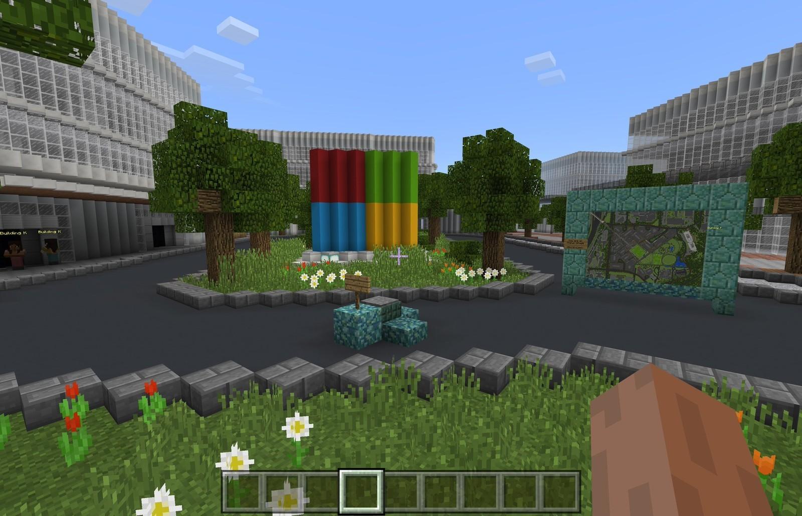Microsoft Redmond Campus Revamp 2022
