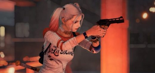 PUBG Harley Quinn