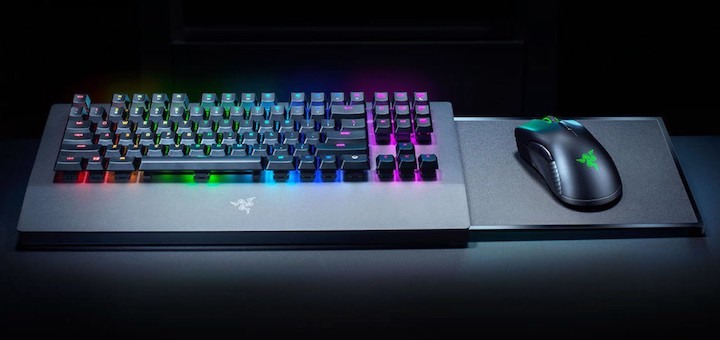 Razer Xbox Keyboard Mouse