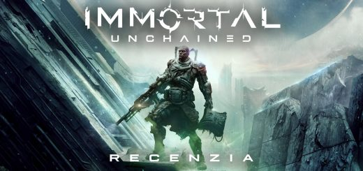 Recenzia Immortal Unchained