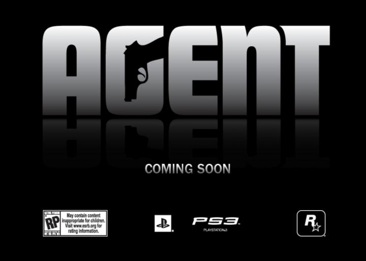 Rockstar Games present Agent
