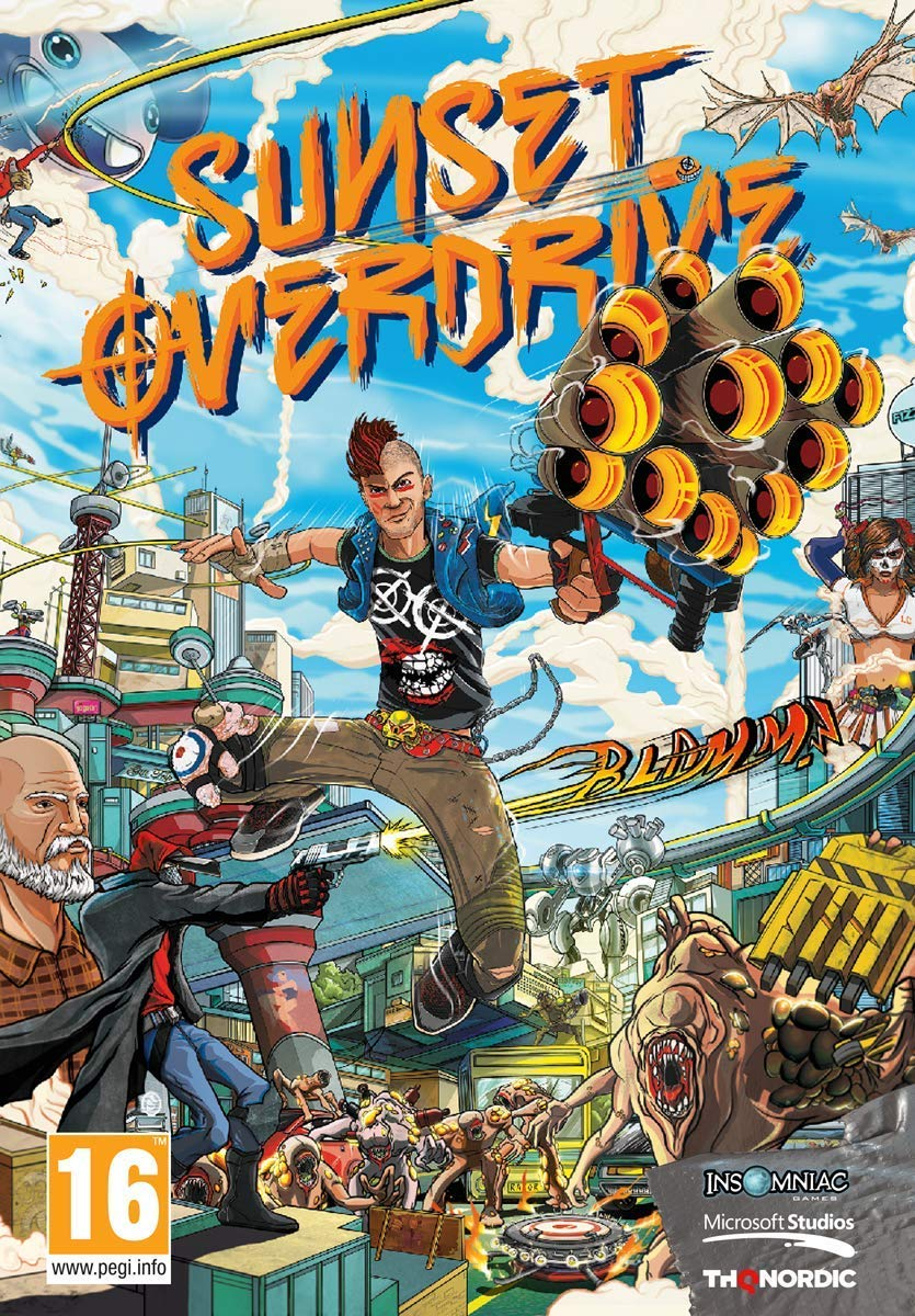 Sunset Overdrive THQ Nordic PC