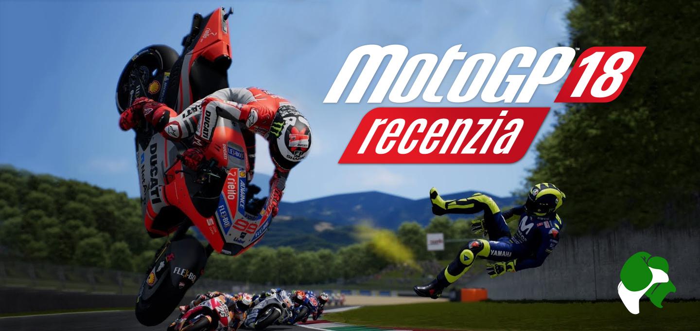 MotoGP 18 Recenzia