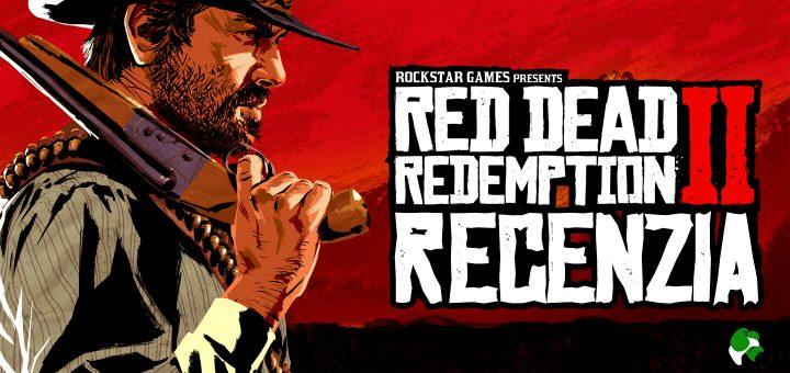 Red Dead Redemption 2 Recenzia