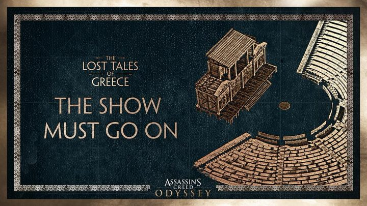 Assassin's Creed Odyssey The Show Must Go On