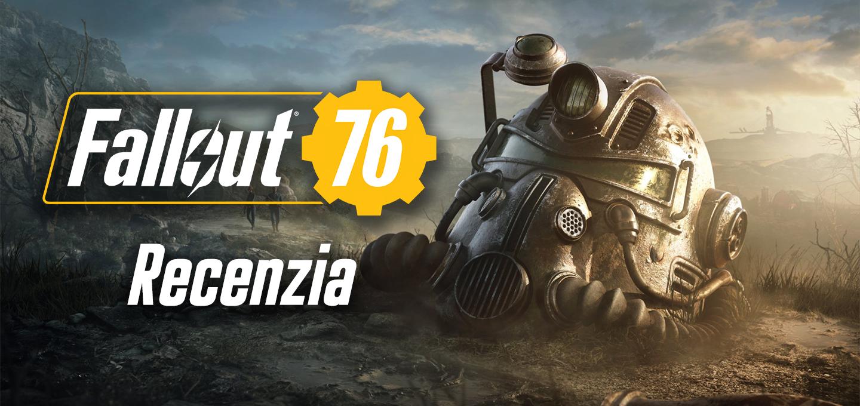 Fallout 76 Recenzia