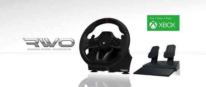 Hori RWO Racing Wheel Overdrive