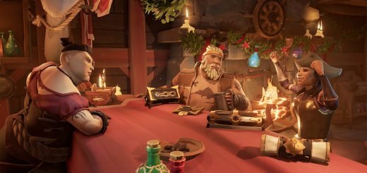 Sea of Thieves Gilded Gifts