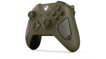 Xbox One Combat Tech Controller