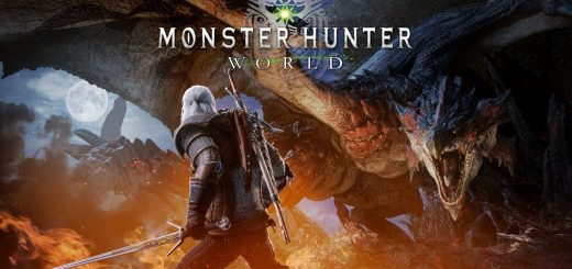 Monster Hunter World Witcher