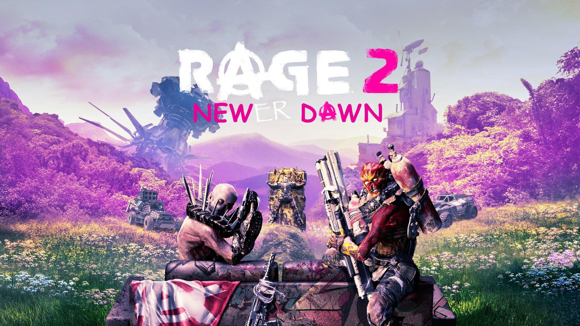 Rage 2 Newer Dawn