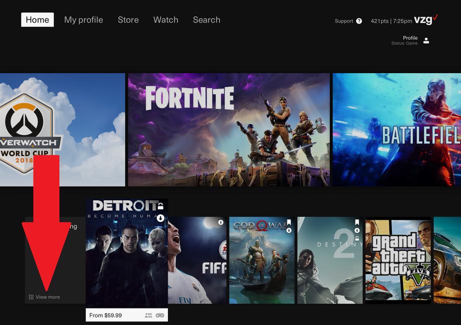 Verizon Gaming