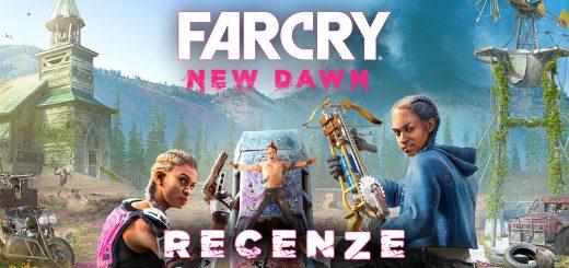 Far Cry New Dawn Recenze