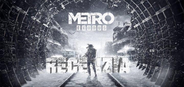 Metro Exodus Recenzia