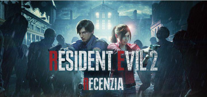 Resident Evil 2 Recenzia