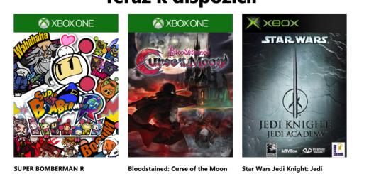 Xbox Live Gold zdarma hry február