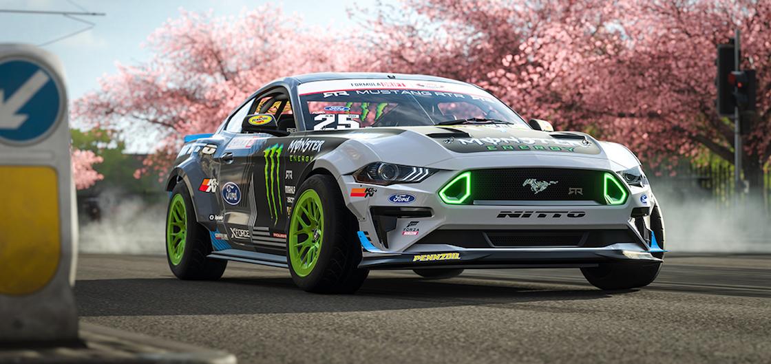 Forza Horizon 4 Mustang RTR Vaughn Gitten Jr