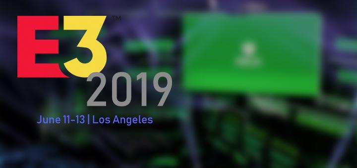 E3 2019 Xboxer