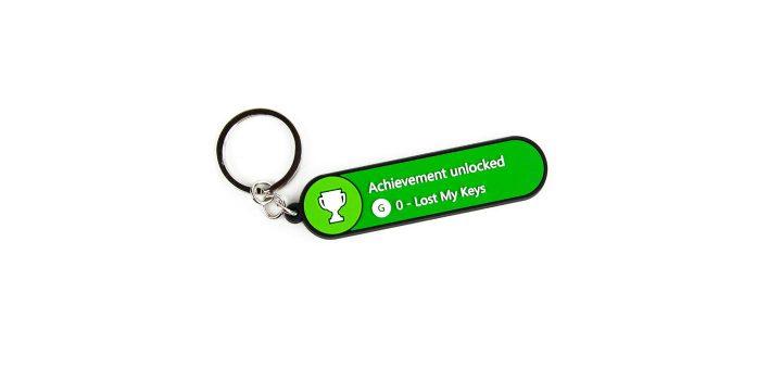 Achievement Unlocked Keychain