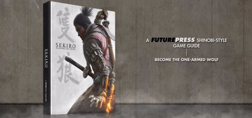 Sekiro Shadows Die Twice Strategy Guide