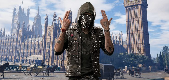 Watch Dogs London
