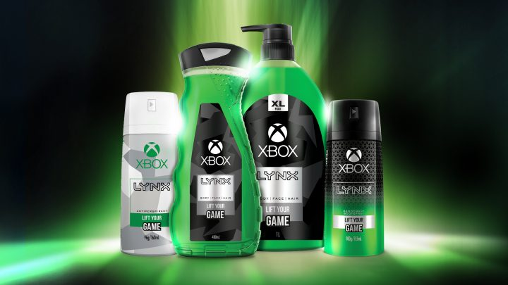 Axe/Lynx Xbox Lift Your Game