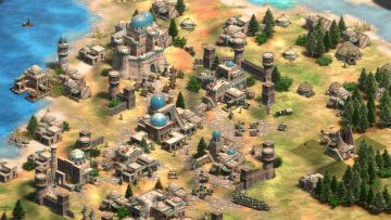 Age of Empires II Cumans Screenshot
