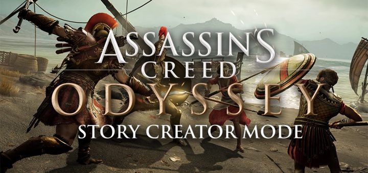 Assassin's Creed Odyssey Story Creator Mode