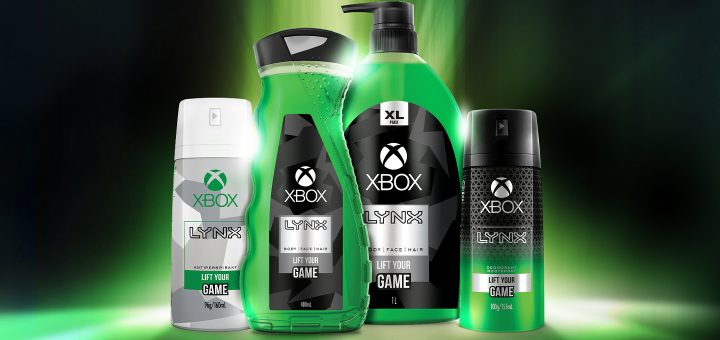 Axe Lynx Xbox
