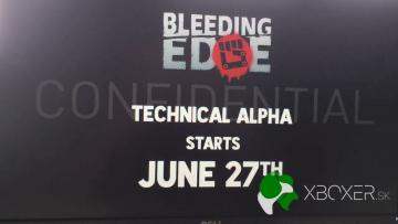 Bleeding Edge E3 leak trailer