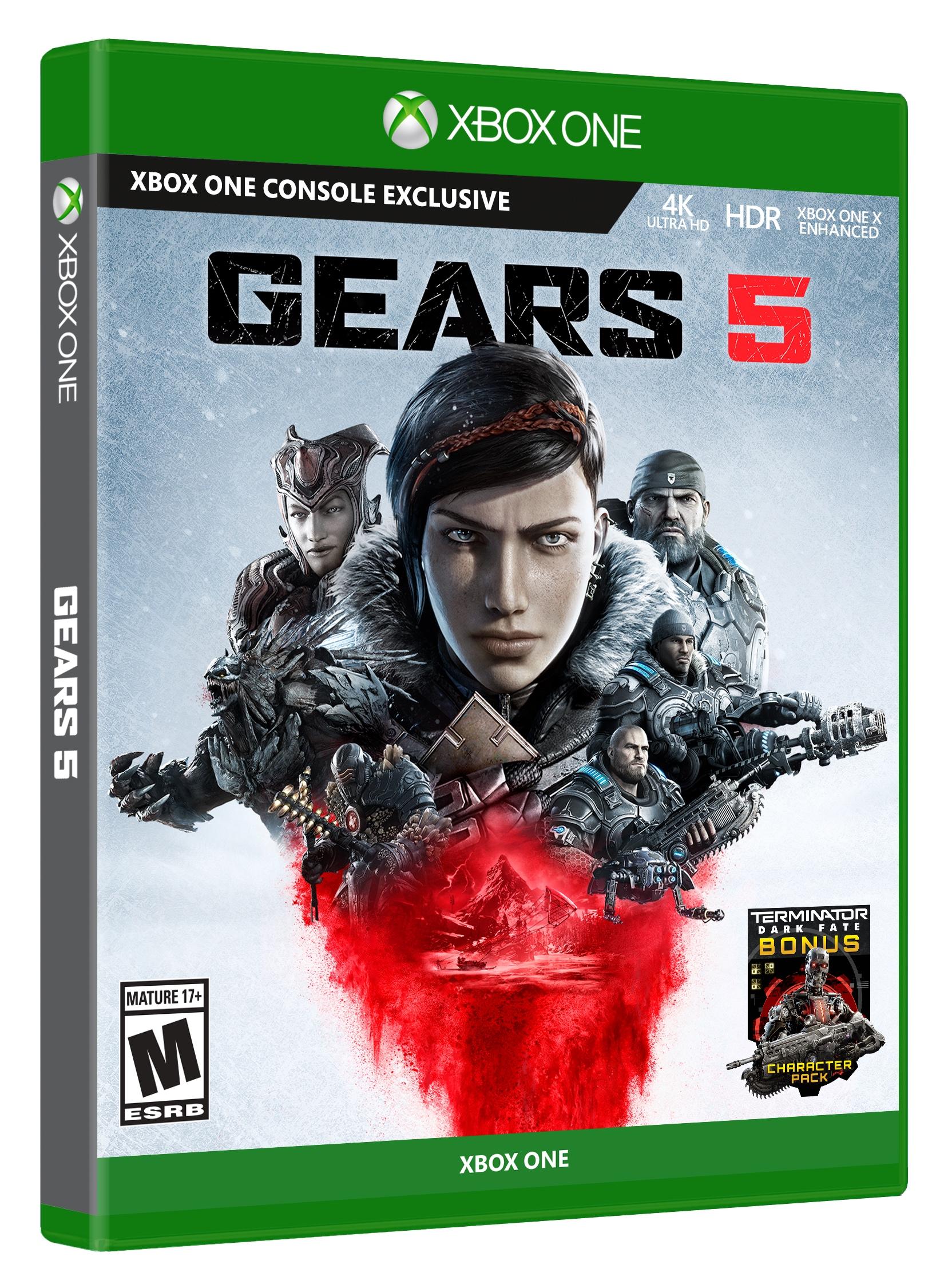Gears 5 Boxshot