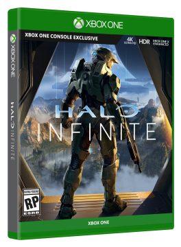 Halo Infinite Boxshot
