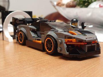 LEGO McLaren Senna full