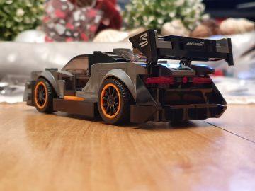 LEGO McLaren Senna rear