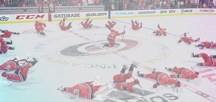 NHL 20 Battle Royale
