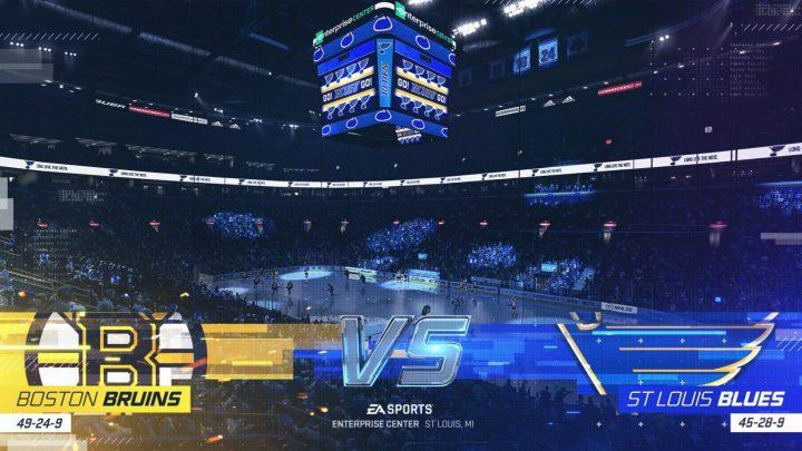 NHL 20 Broadcast