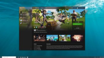 Xbox App Windows 10