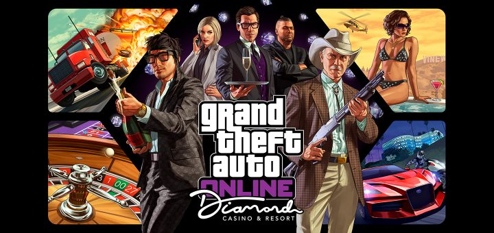 GTA Online Diamond Casino & Resort