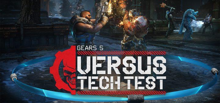 Gears 5 Versus Tech Test