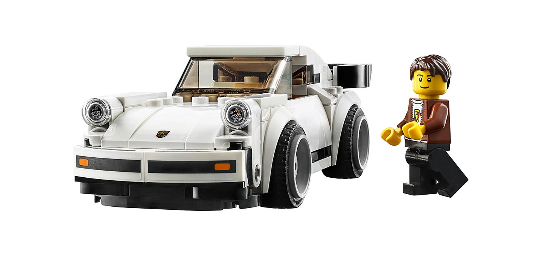 LEGO 1974 Porsche 911 Turbo 3.0
