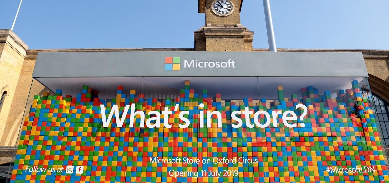 Microsoft Store Oxford Circus